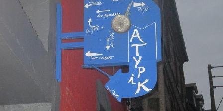 Chambre D'hôtes atypik Chambre D'hôtes atypik, Chambres d`Hôtes Dieppe (76)