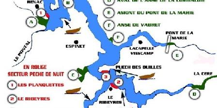 Le Relais Des Planquettes Le Relais Des Planquettes, Gîtes Saint Gerons (15)