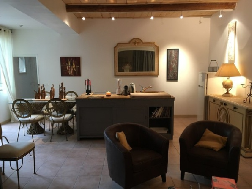 La Maison des Arts, Chambres d`Hôtes Gordes (84)