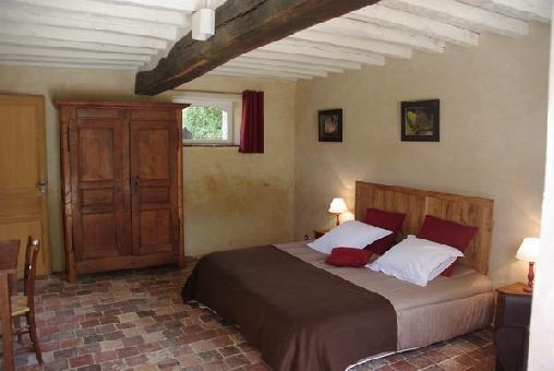 Chambre d'hote Eure-et-Loir - Jardin Solstice, Chambres d`Hôtes Vaupillon (28)