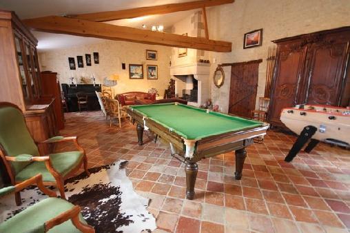L'escale De Mortagne, Chambres d`Hôtes Thaire (17)