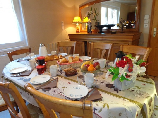 Gastzimmer Pas-de-Calais -
