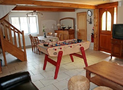bed & breakfast Pas-de-Calais -