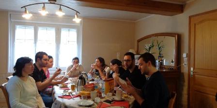 Les Ptits Loups Petit-déjeuner