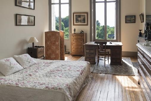 Chambre d'hote Sarthe - La Haute Porte, Chambres d`Hôtes 72300 (SO)
