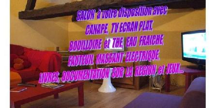Au Pressoir Pas Pressé... Au Pressoir Pas Pressé..., Chambres d`Hôtes Saint Ouen Du Mesnil Oger (14)