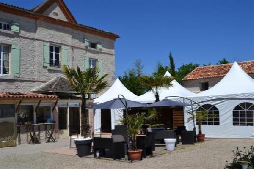 Le Baraillot, Chambres d`Hôtes Aiguillon (47)