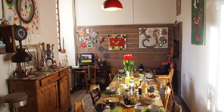 Le Mas du Pestrin - Hébergements Insolites Ardèche Le Mas du Pestrin - Hébergements Insolites Ardèche, Chambres d`Hôtes Meyras (07)