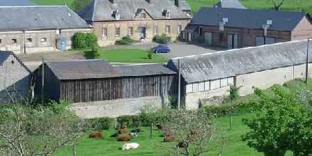 Le Cabray- Gite de La Ferme Saint Joseph Le Cabray- Gite de La Ferme Saint Joseph, Gîtes Gancourt Saint Etienne (76)