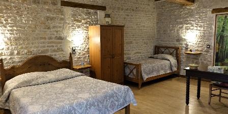 La Charmentaise La Charmentaise, Chambres d`Hôtes ANDILLY (17)