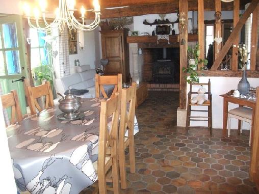 L'Etable de La Broche A Rotir, Chambres d`Hôtes 76400 (TO)