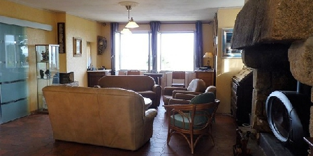 Chambre d'hôtes Bellevue sur mer pour 2 à 4 personnes Chambre d'hôtes Bellevue sur mer pour 2 à 4 personnes, Chambres d`Hôtes Plouguerneau (29)