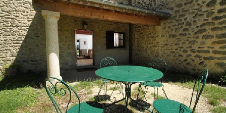 La Benjianne La Benjianne, Chambres d`Hôtes Chabrillan (26)
