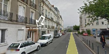Gîte Cap Horn Gîte Cap Horn, Gîtes Nantes (44)