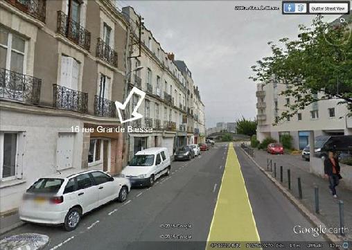 Gîte Cap Horn, Gîtes Nantes (44)