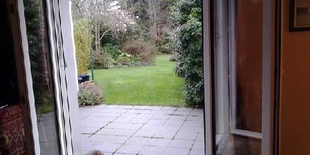Chambre Dans Un Jardin Chambre Dans Un Jardin, Chambres d`Hôtes Névez (29)