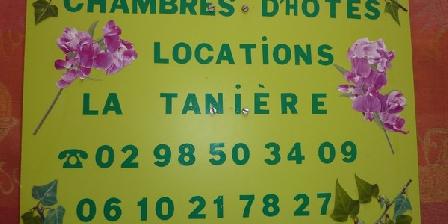 La  Tanière La  Tanière, Chambres d`Hôtes CONCARNEAU (29)