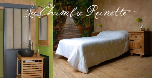 Chambre d'hote Ardennes - La Maison du Saule, Chambres d`Hôtes Suzanne (08)
