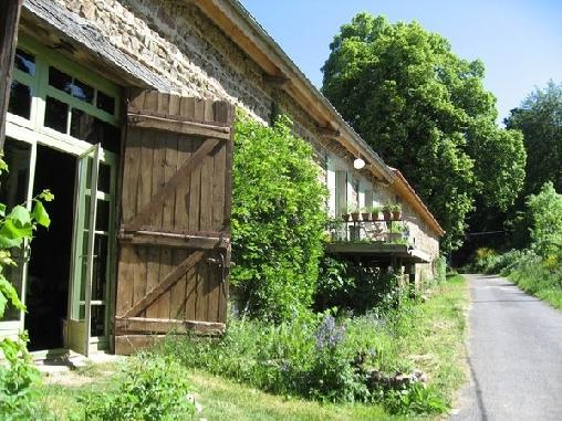 bed & breakfast Haute-Loire - Entrance