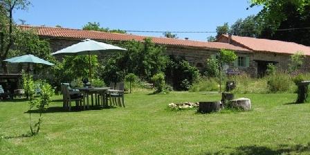 La Fougeraie Le jardin