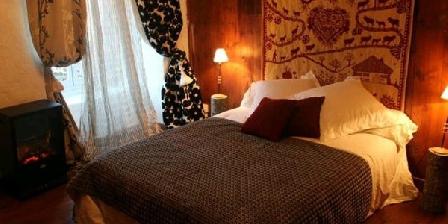 La Framboisine La Framboisine, Chambres d`Hôtes Alleyrac (43)