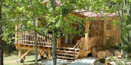 La Cabane Du Lion Dor La Cabane Du Lion Dor, Chambres d`Hôtes Mauzac Et Grand Castang (24)