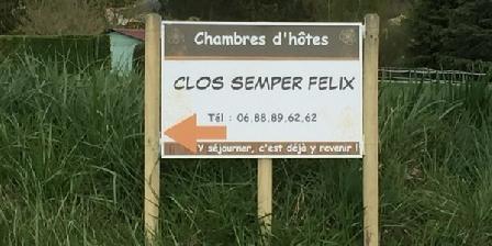 Clos Semper Felix Clos Semper Felix, Chambres d`Hôtes Ste Bazeille (47)