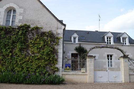 Chambre d'hote Indre-et-Loire - Les Pierres Vives, Chambres d`Hôtes Civray De Touraine (37)