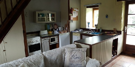 Location de vacances Les Chaumieres Campagnardes: The Croft > Les Chaumieres Campagnardes: The Croft, Chambres d`Hôtes St-julien-de-vouvantes (44)