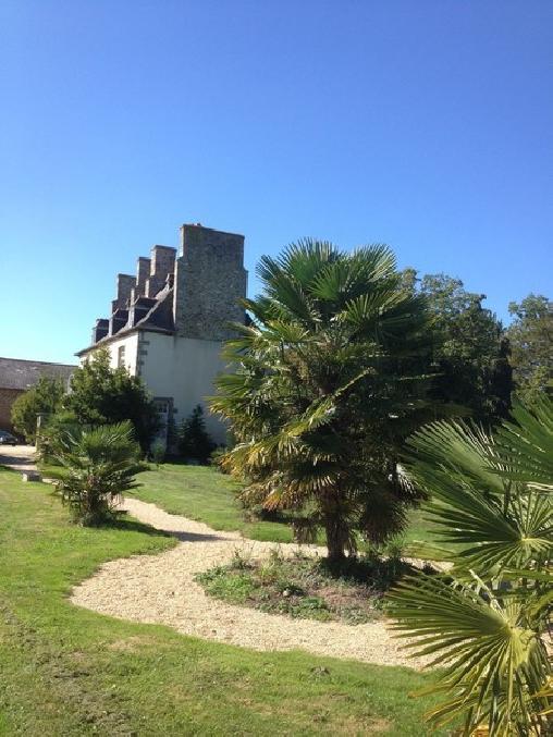 Malouinière de Launay Blot, Chambres d`Hôtes Baguer Morvan (35)