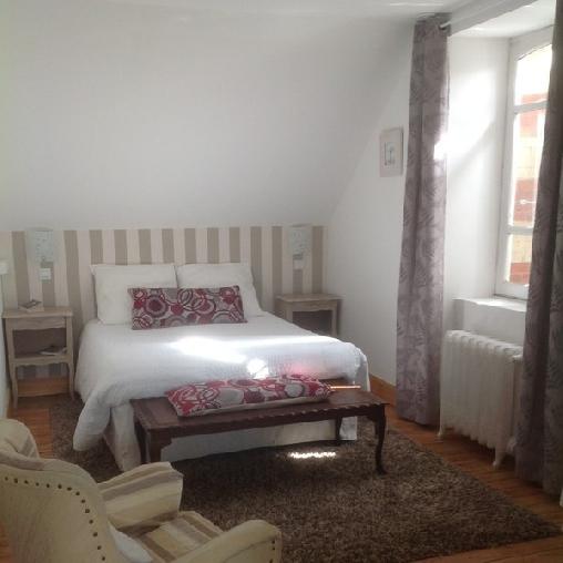 Chambre d'hote Manche - Villa Chanteraine, Chambres d`Hôtes Fleury (50)