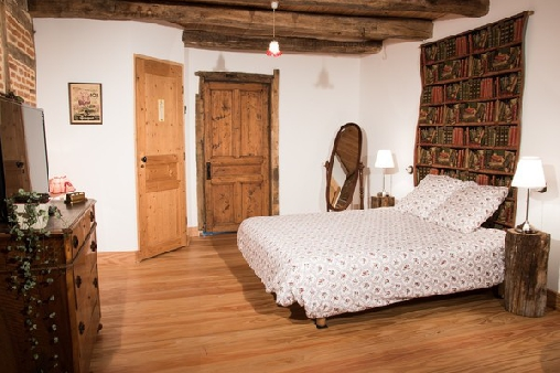 Chezlesgoyp chambres d'hotes, Chambres d`Hôtes Cosges (39)