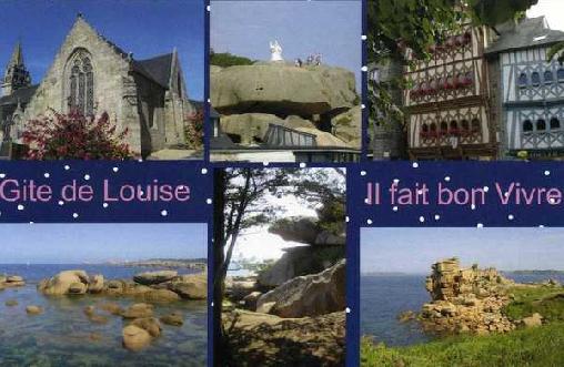 Le Gite de Louise, Chambres d`Hôtes LandebaËron (22)