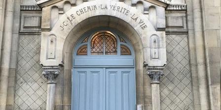 Le Temple - Gîte Insolite - Appart'hôtel - Verdun Le Temple - Gîte Insolite - Appart'hôtel - Verdun, Chambres d`Hôtes Verdun (55)