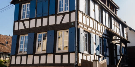 Les Volets Bleus Les Volets Bleus, Chambres d`Hôtes Quatzenheim (67)