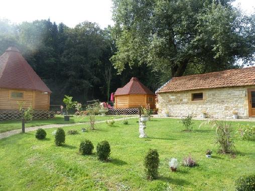 Chambre d'hote Ardennes - Kotas-esprit Nordique, Chambres d`Hôtes Balaives-et-Butz (08)