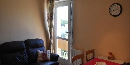 Appartement T2 Meublé Classé 3* Pour Vacances Appartement T2 Meublé Classé 3* Pour Vacances, Gîtes Balaruc-les-bains (34)