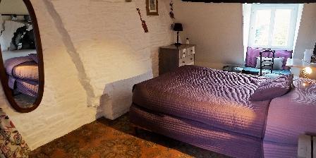 La Maison d'Isaphil La chambre Roca dans la Maison d'Isaphil, Normandie