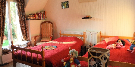 La Maison d'Isaphil Suite familiale Labellie du côté des enfants