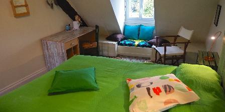 La Maison d'Isaphil La chambre Frère