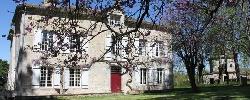 Chambre d'hotes Combelle - Maison De Prestige (parc