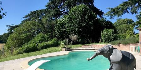 Combelle - Maison De Prestige (parc Combelle - Maison De Prestige (parc, Gîtes Madaillan (47)
