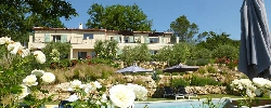 Bed and breakfast Le Vallon des Oliviers