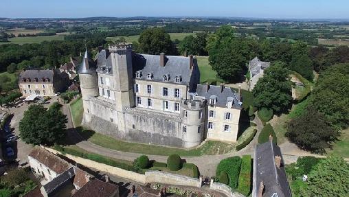Château de Montmirail, Chambres d`Hôtes Montmirail (72)