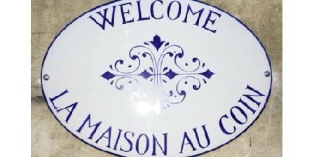 Chambre d'hotes La Maison Au Coin > La Maison Au Coin, Chambres d`Hôtes Le Vigeant (86)
