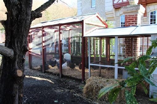 L'écurie de Vieux-Moulin, Chambres d`Hôtes Vieux Moulin (60)