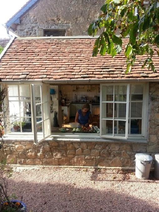 Chambre d'hote Nièvre - Maison Charlotte, Chambres d`Hôtes Dun-sur-grandry (58)