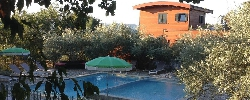 Bed and breakfast Roulottes et Cabanes de Saint Cerice