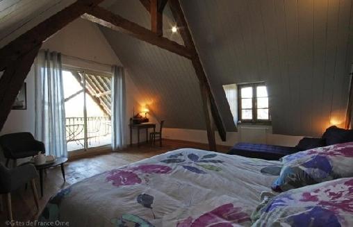 Chambre d'hote Orne - Le Belforest, Chambres d`Hôtes Eperrais Belforet En Perche (61)