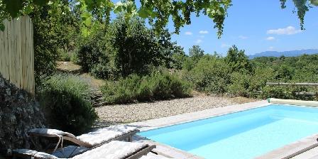 Le Vallon des Etoiles Vallon des Etoiles- Bergerie swimming pool